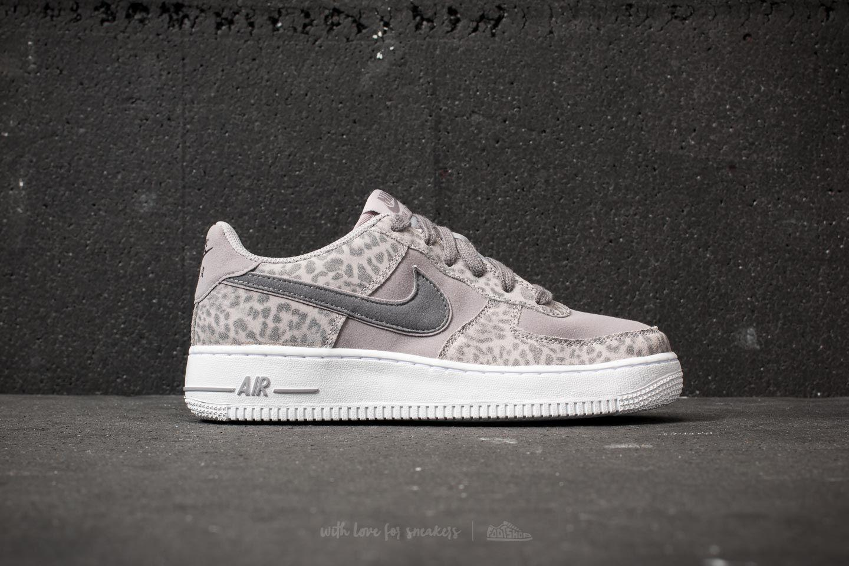 Nike Air Force 1 LV8 (GS) Atmosphere Grey Gunsmoke White