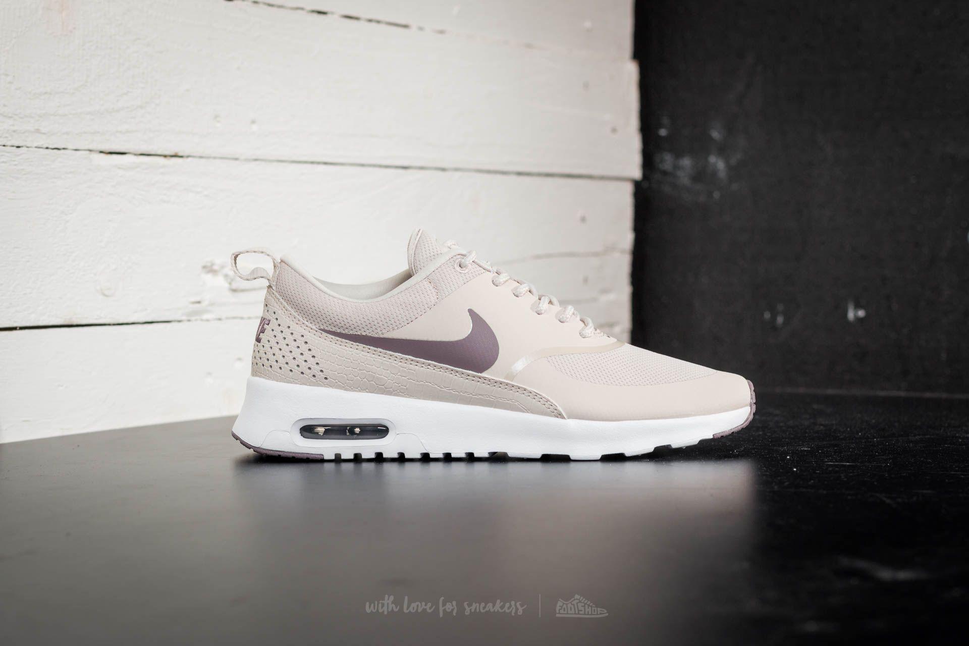 Nike Air Max Thea Women light orewood browntaupe grey ab