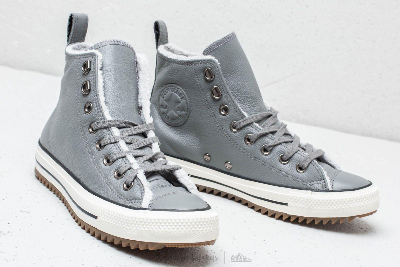 b124f39f7ef Lyst - Converse Chuck Taylor All Stars Hiker Boot High Mason  Egret ...