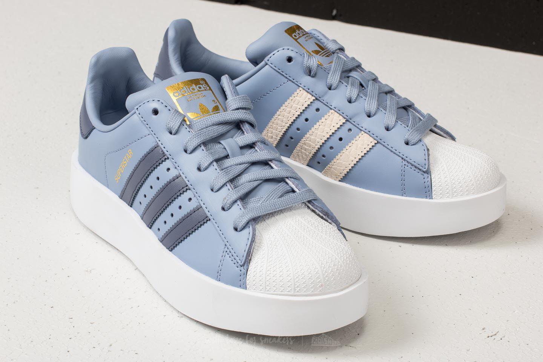 adidas superstar bold blue