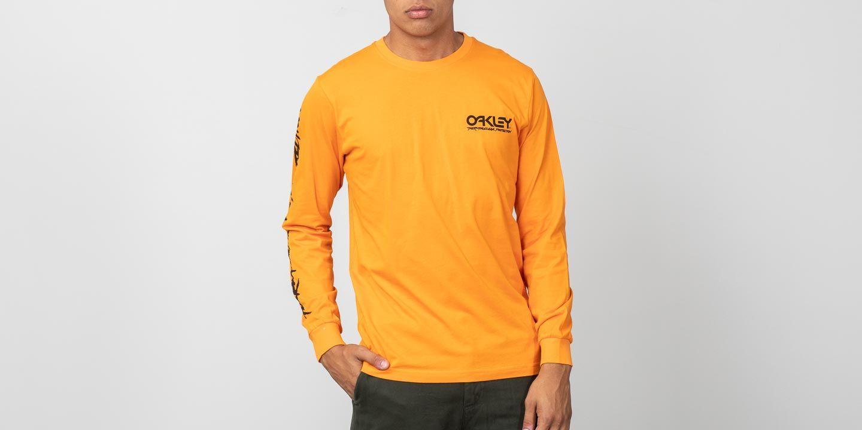 2e18b9263c2 Oakley Tnp Cockroach Longsleeve Tee Gatorade in Orange for Men - Lyst