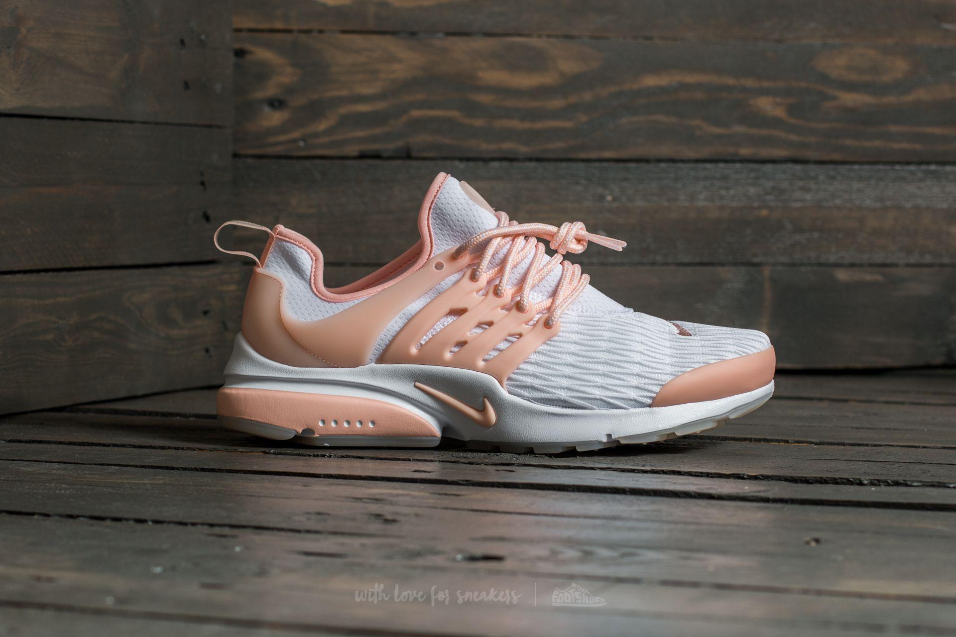 size 40 95e47 80198 Lyst - Nike W Air Presto Premium White White-sunset Tint in