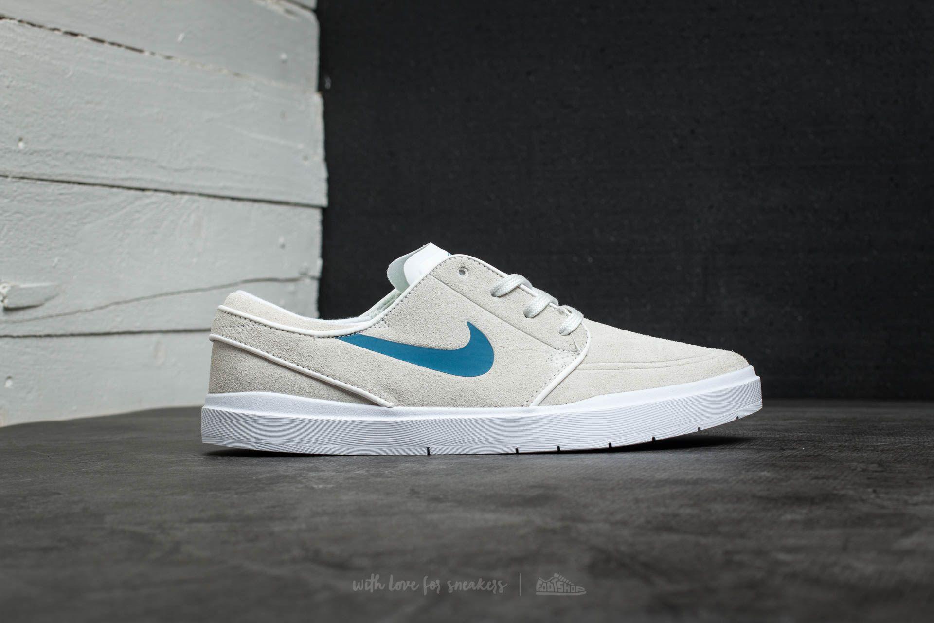 pretty nice cebc4 919dc Nike Stefan Janoski Hyperfeel Summit White  Industrial Blue for Men ...