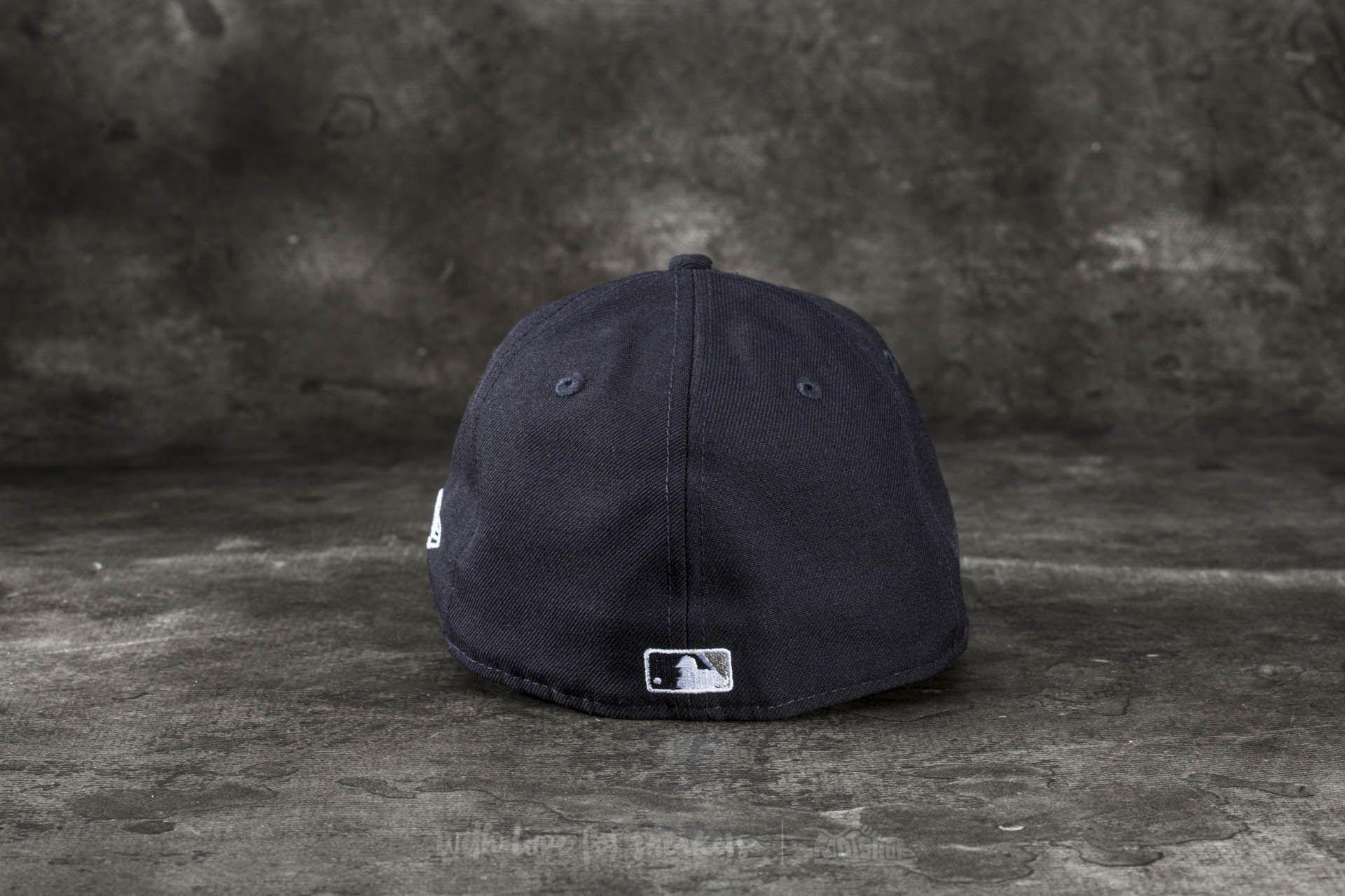 044ef8c794e ... coupon code for lyst ktz 59fifty low profile mini logo new york yankees  cap navy 7966c