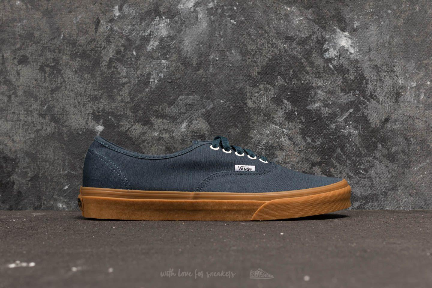 vans authentic reflecting pond