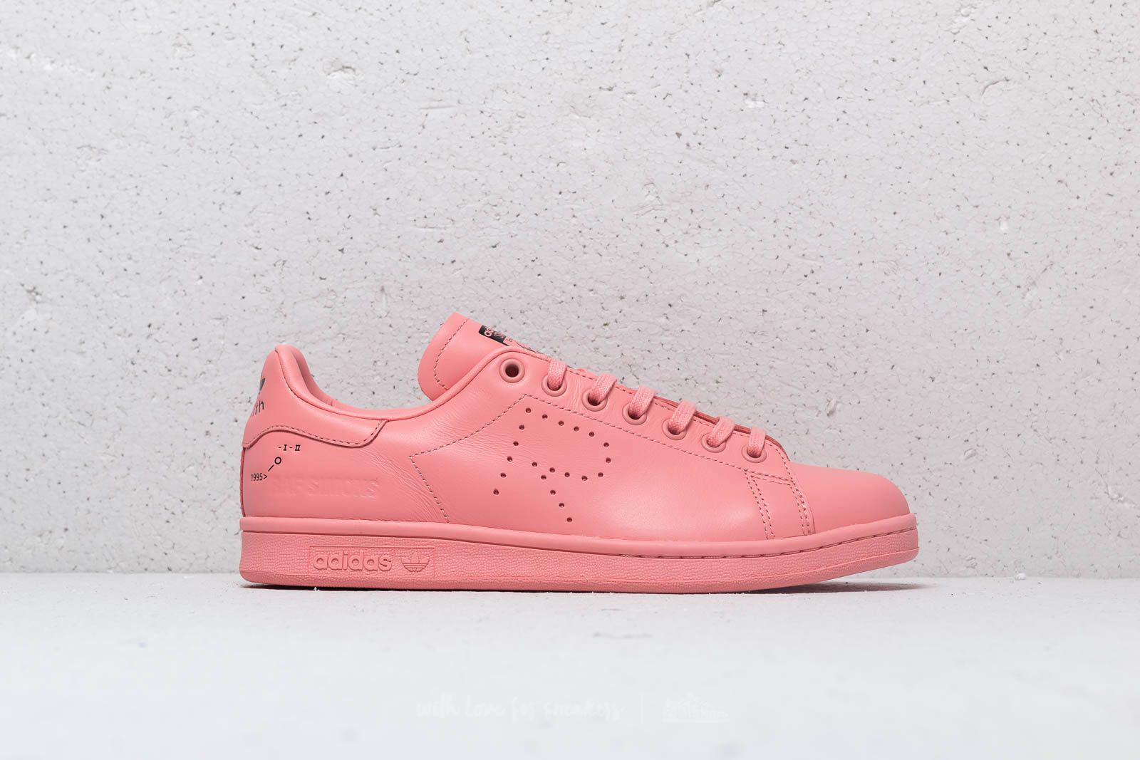 adidas stan smith rosa raf simons