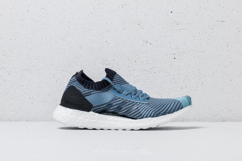 5bb6125a5 Lyst - Footshop Adidas X Parley Ultraboost X Raw Grey  Carbon ...