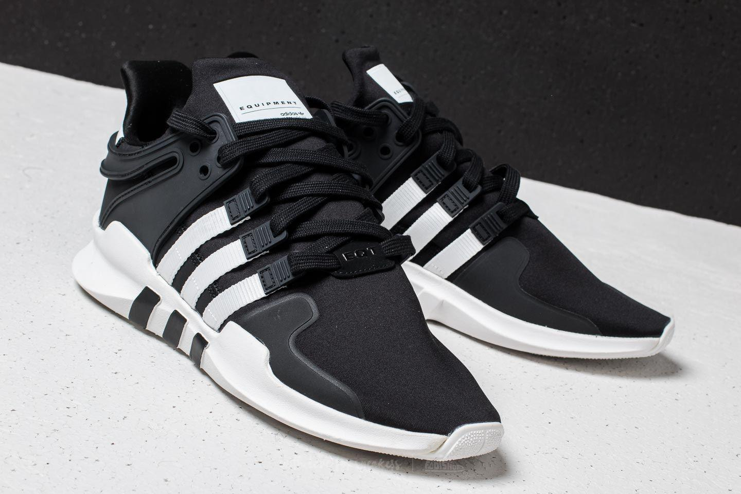 6448bba82 Lyst - adidas Originals Adidas Eqt Support Adv Core Black  Cloud ...