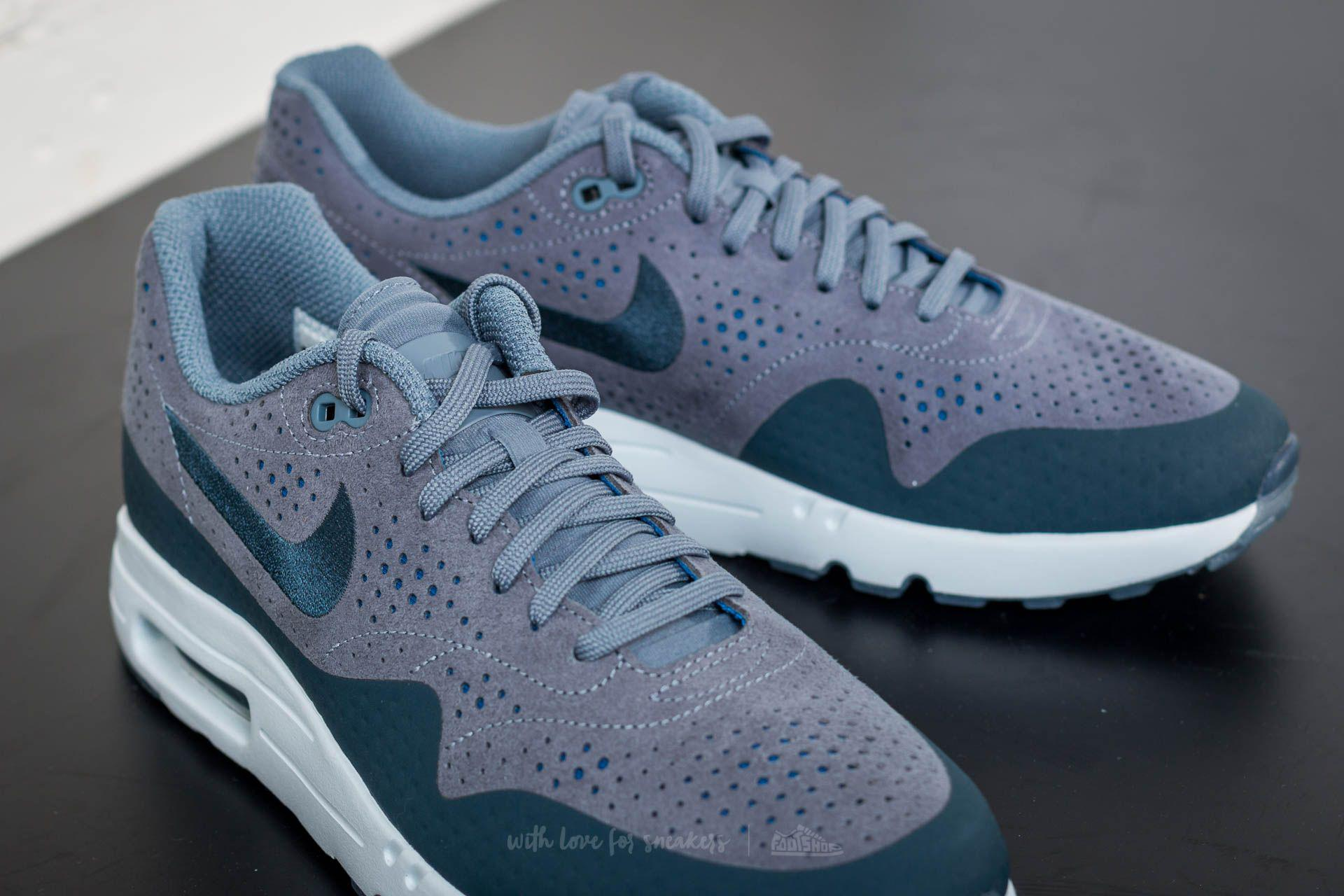 Nike Air Max 1 Ultra 2.0 Moire Armory Blue Armory Navy
