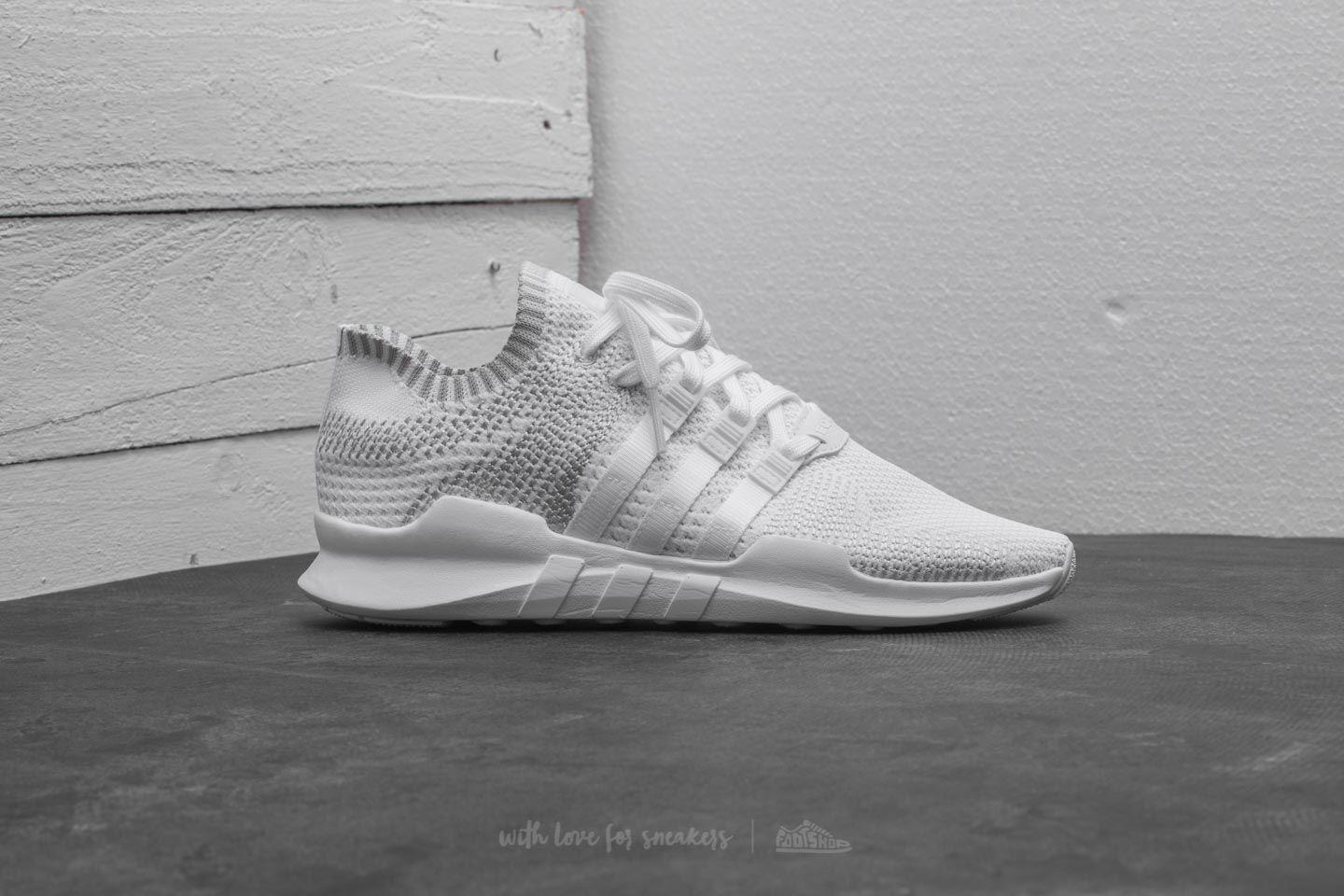 ADIDASEQT Support ADV Primeknit footwear White/footwear White/sub Green
