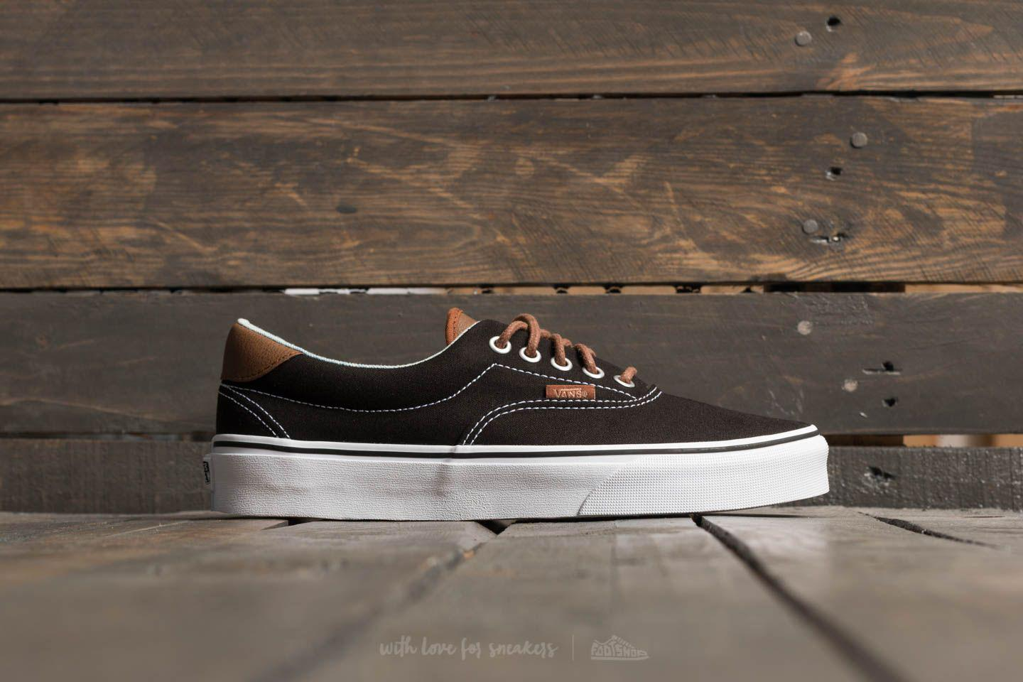 db142bd72e9f06 Lyst - Vans Era 59 (c l) Black  Acid Denim for Men
