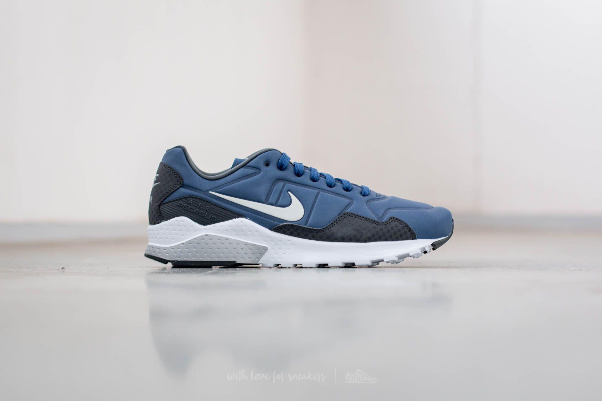 buy online 73080 06055 ... norway lyst nike air zoom pegasus 92 premium coastal blue metalli d10cd  97fc0