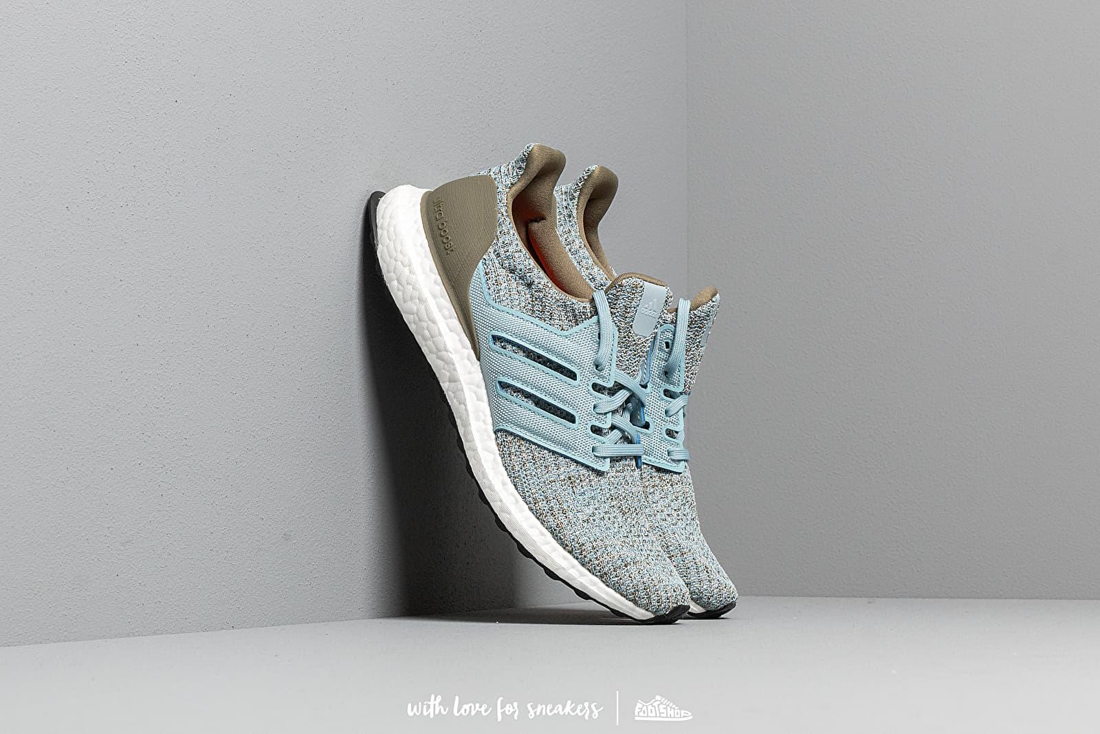 5481ad487a8b9 Lyst - adidas Originals Adidas Ultraboost W Raw White  Ash Grey  Raw ...
