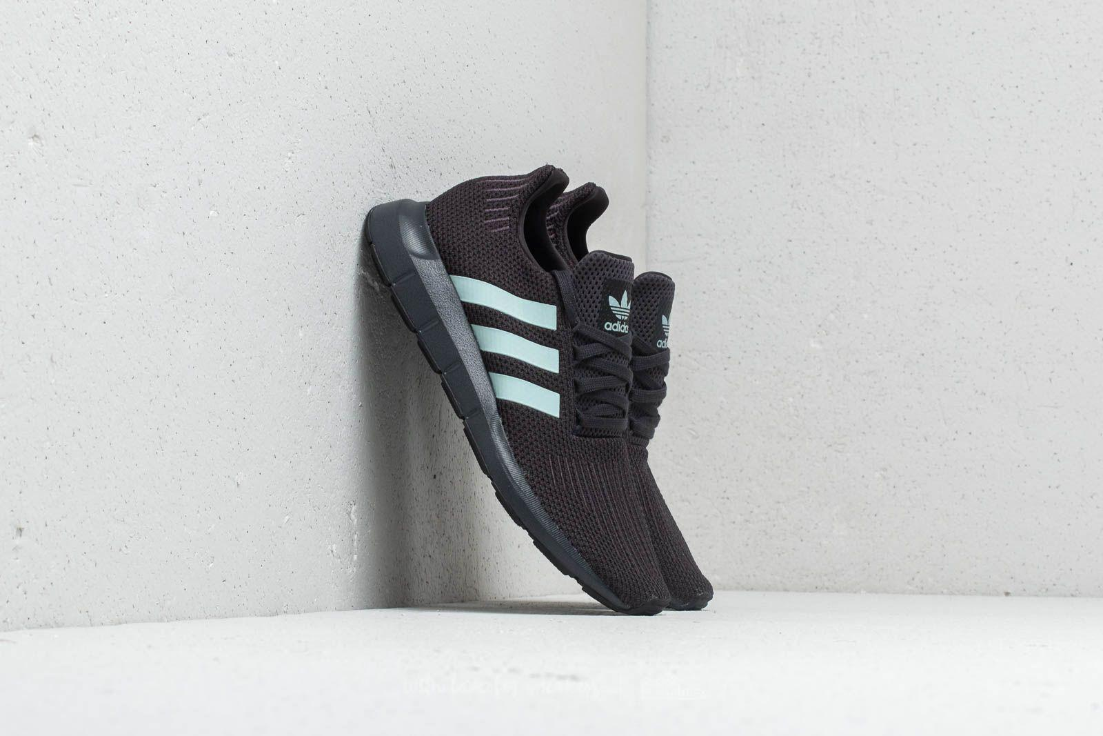 ebc0e6c435 Adidas Originals Adidas Swift Run Night Grey/ Ash Green/ Core Black for men