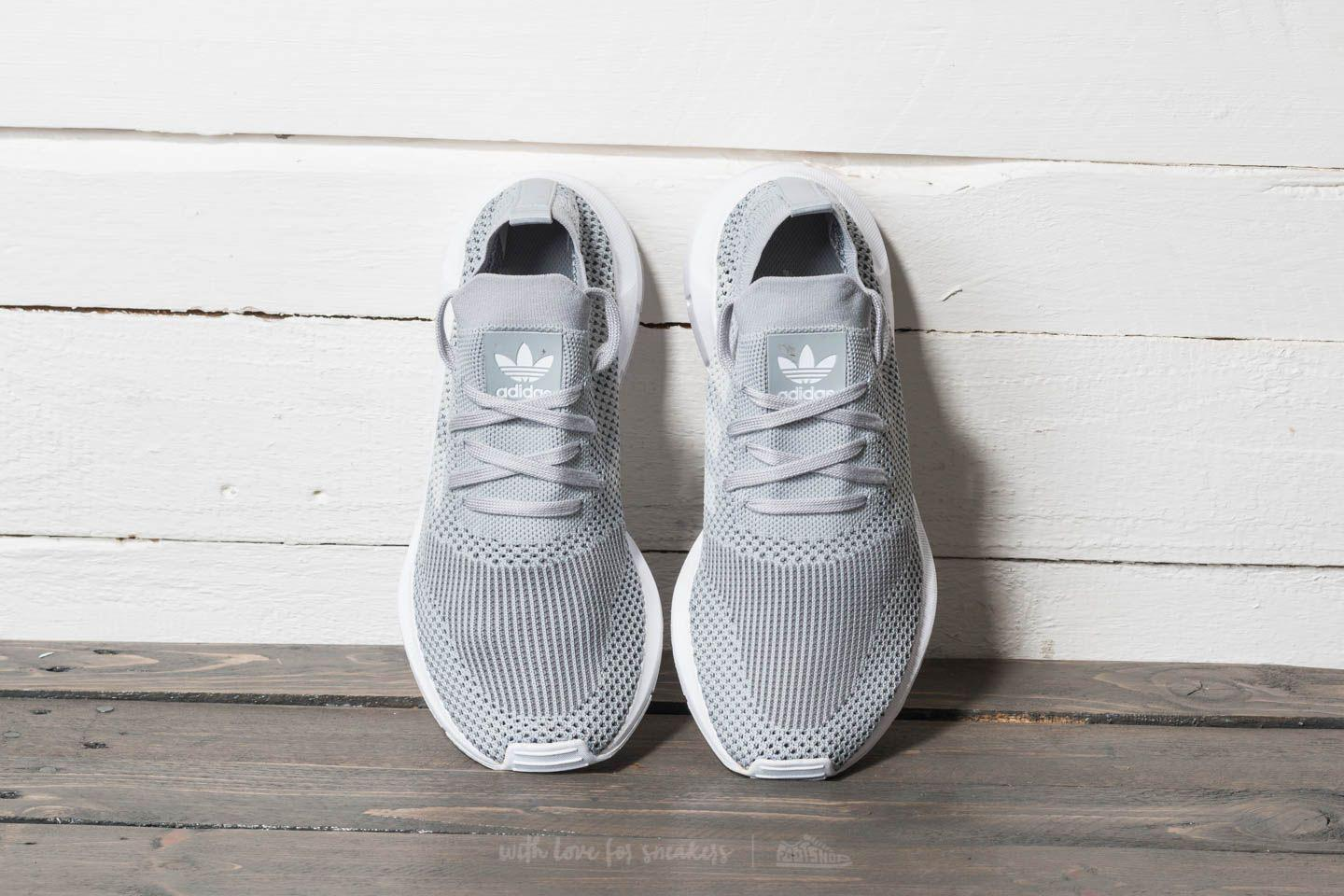 SWIFT RUN SUMMER - Sneaker low - crystal white/grey one/white tint 5mgkbFMX