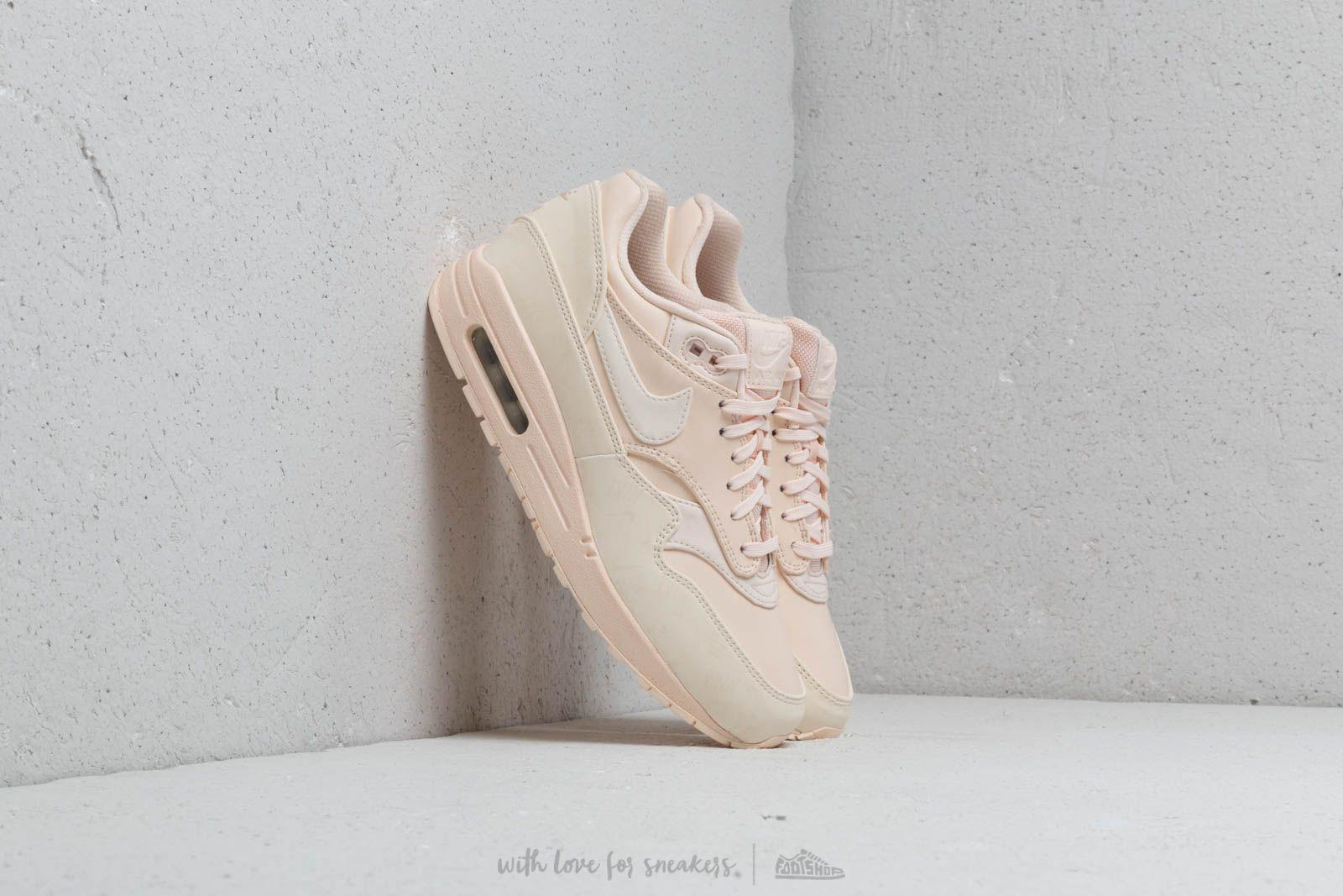 Nike Air Max 1 Lx Shoe in Guava Ice/ Guava Ice-Guava Ice (Natural ...