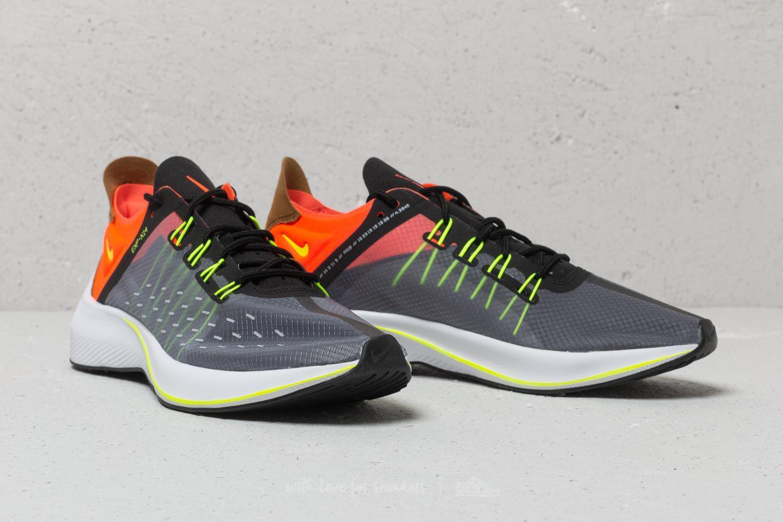 new arrivals 36f21 ea69d Nike Exp-x14 (gs) Black  Volt-total Crimson - Lyst