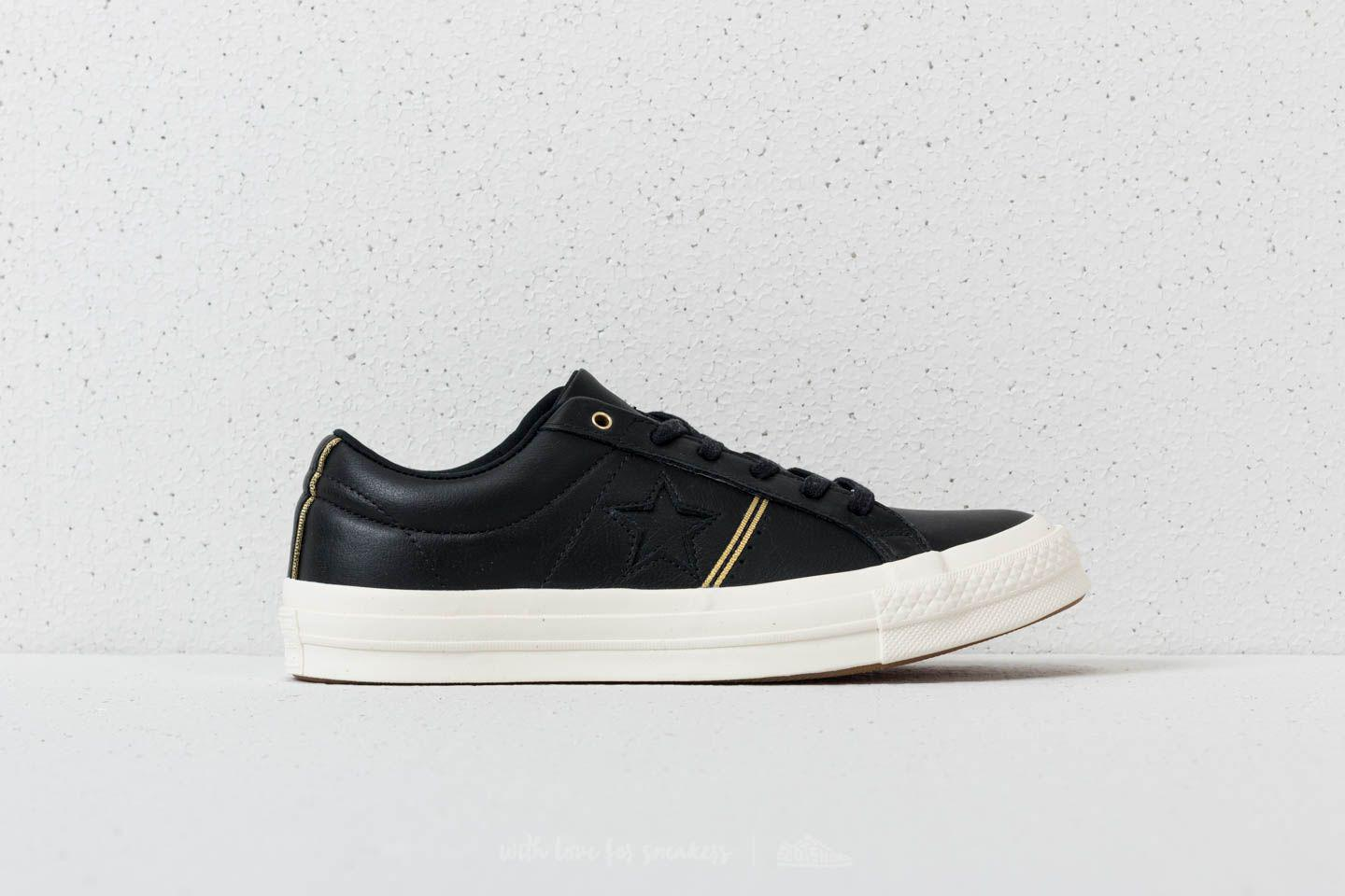 converse lifestyle one star ox leather