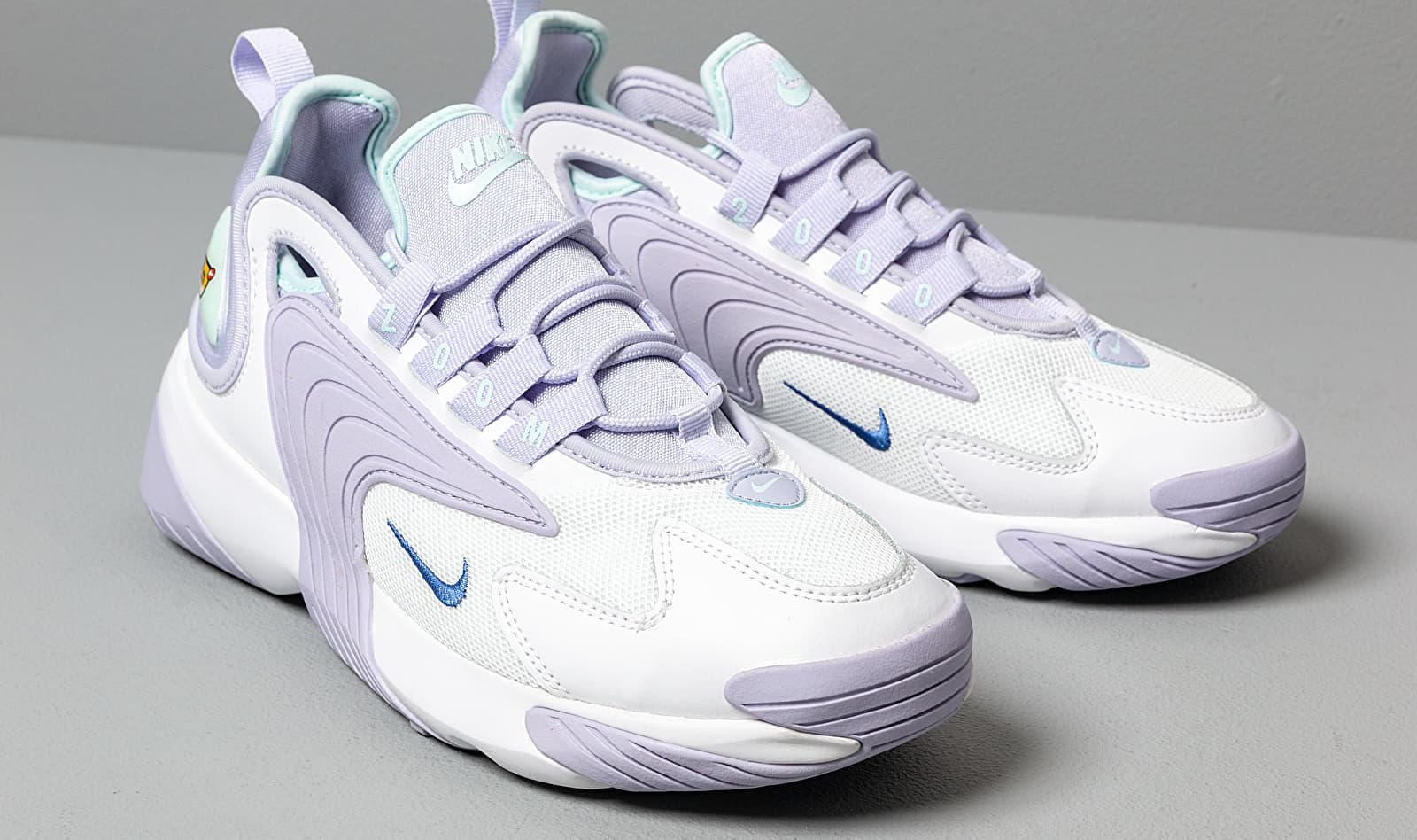 Sneakers | ZOOM 2K WhiteSapphireOxygen PurpleTeal Tint