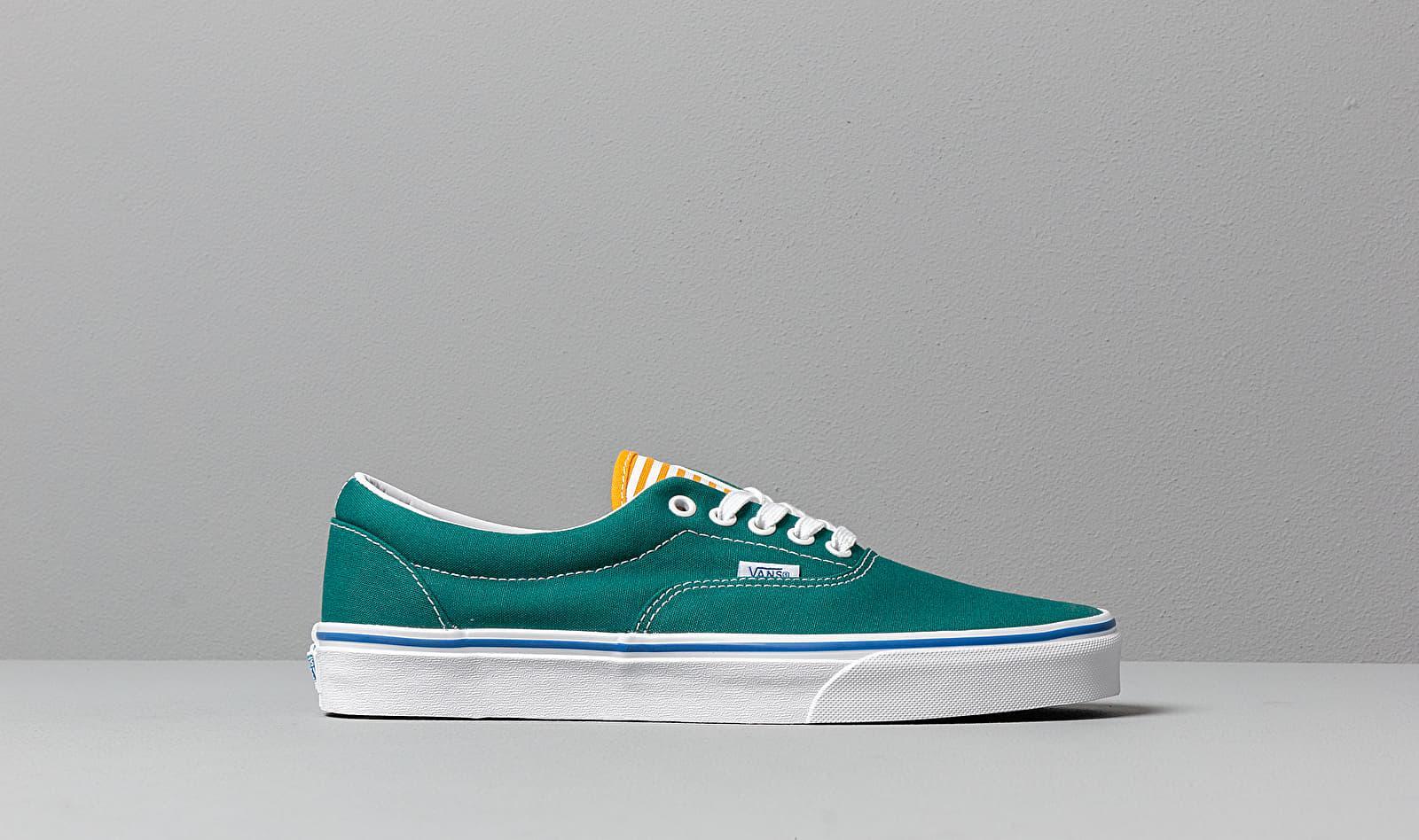 Era (Deck Club) Quetzal Green Vans