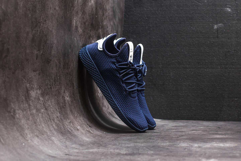 170efe8aa Lyst - adidas Originals Adidas Pharrell Williams Tennis Hu Dark Blue ...
