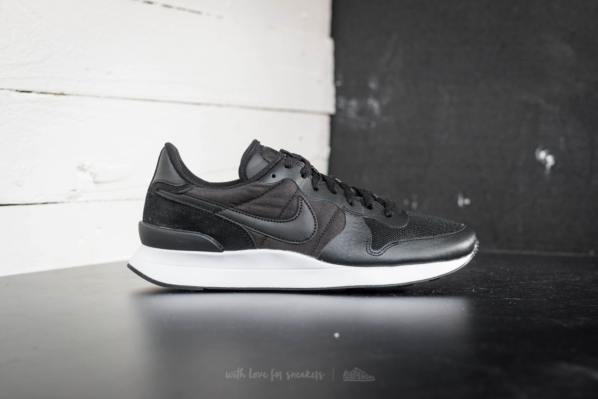 Nike Internationalist Lt17 Black/ Black