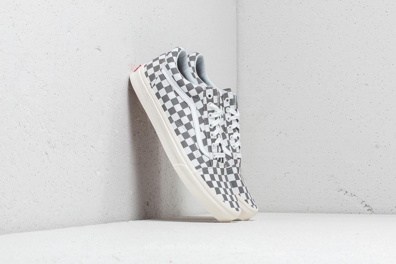 Lyst - Vans Old Skool (checkerboard) Pewter  Marshmallow for Men 5b670211c
