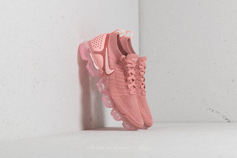 vapormax rust pink