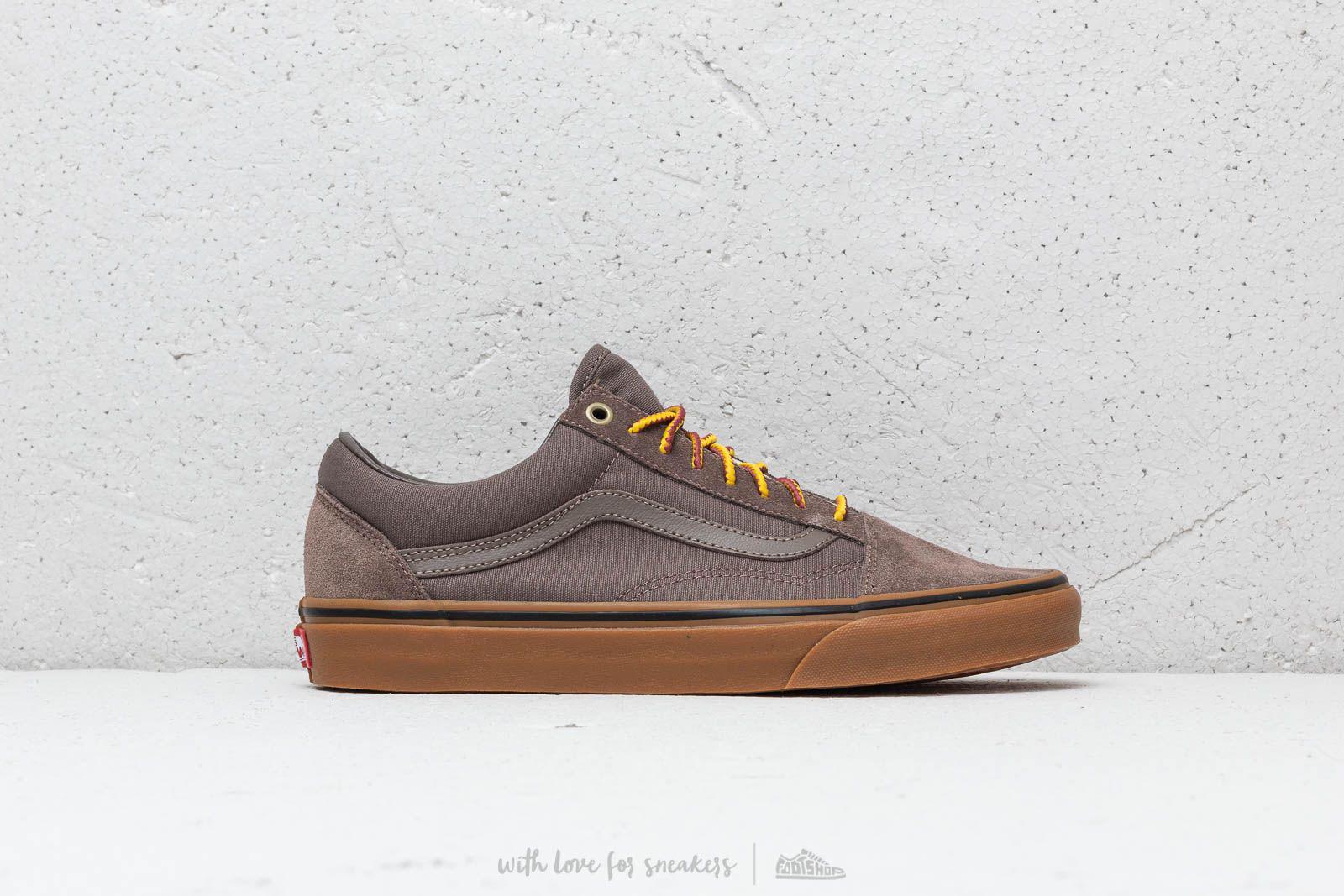 Chaussures Gumsole Old Skool Dentelle Vans pour homme - Lyst