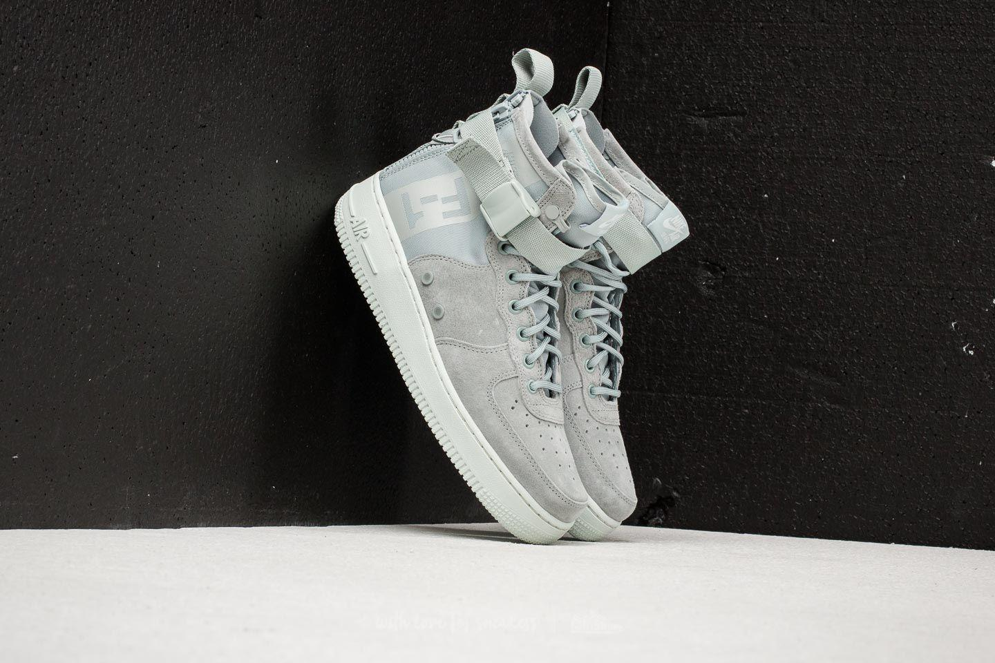 the latest 381ee fbacd Nike Multicolor Sf Air Force 1 Mid W Light Pumice/ Light Pumice