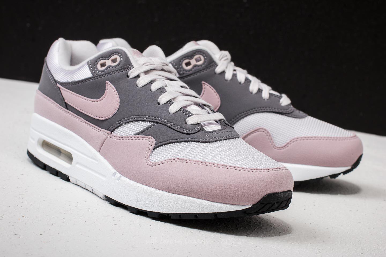 Nike Air Max 1 Sneaker Low Vast GreyParticle RoseGun Smoke