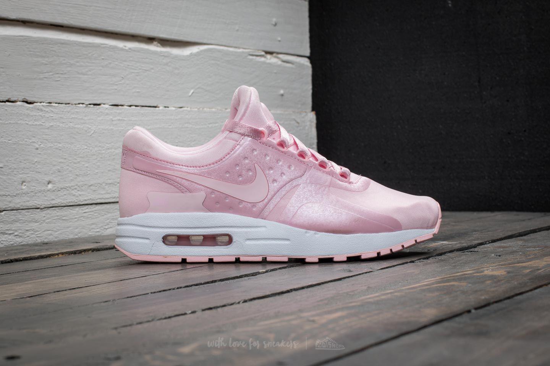 reputable site 4cf5c 77ca8 Nike Air Max Zero Se (gs) Prism Pink/ Prism Pink-white