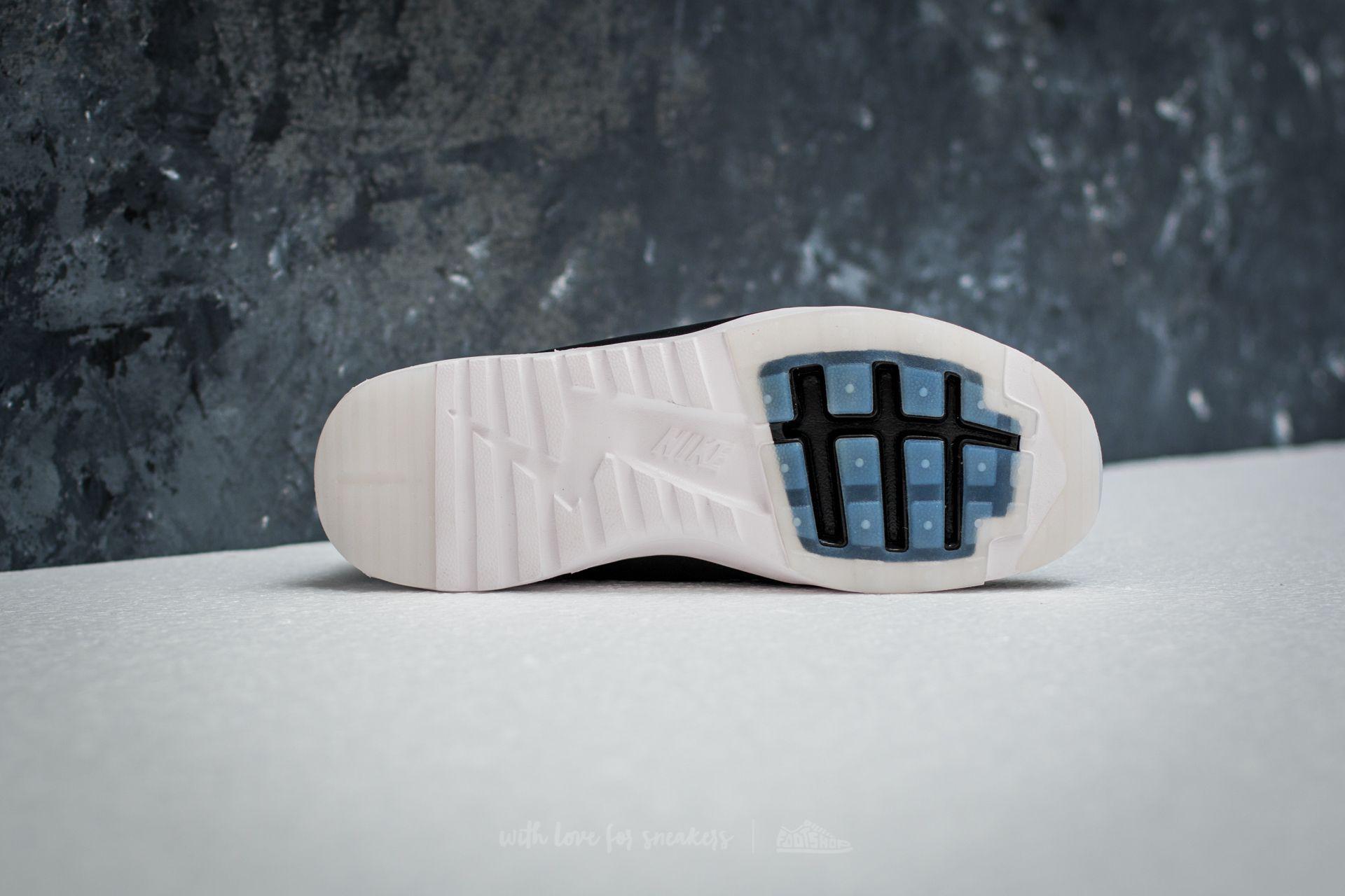 best service d8e40 e7bc3 Lyst - Nike W Air Max Thea Ultra Si Black  Black-white-glacier Blue ...