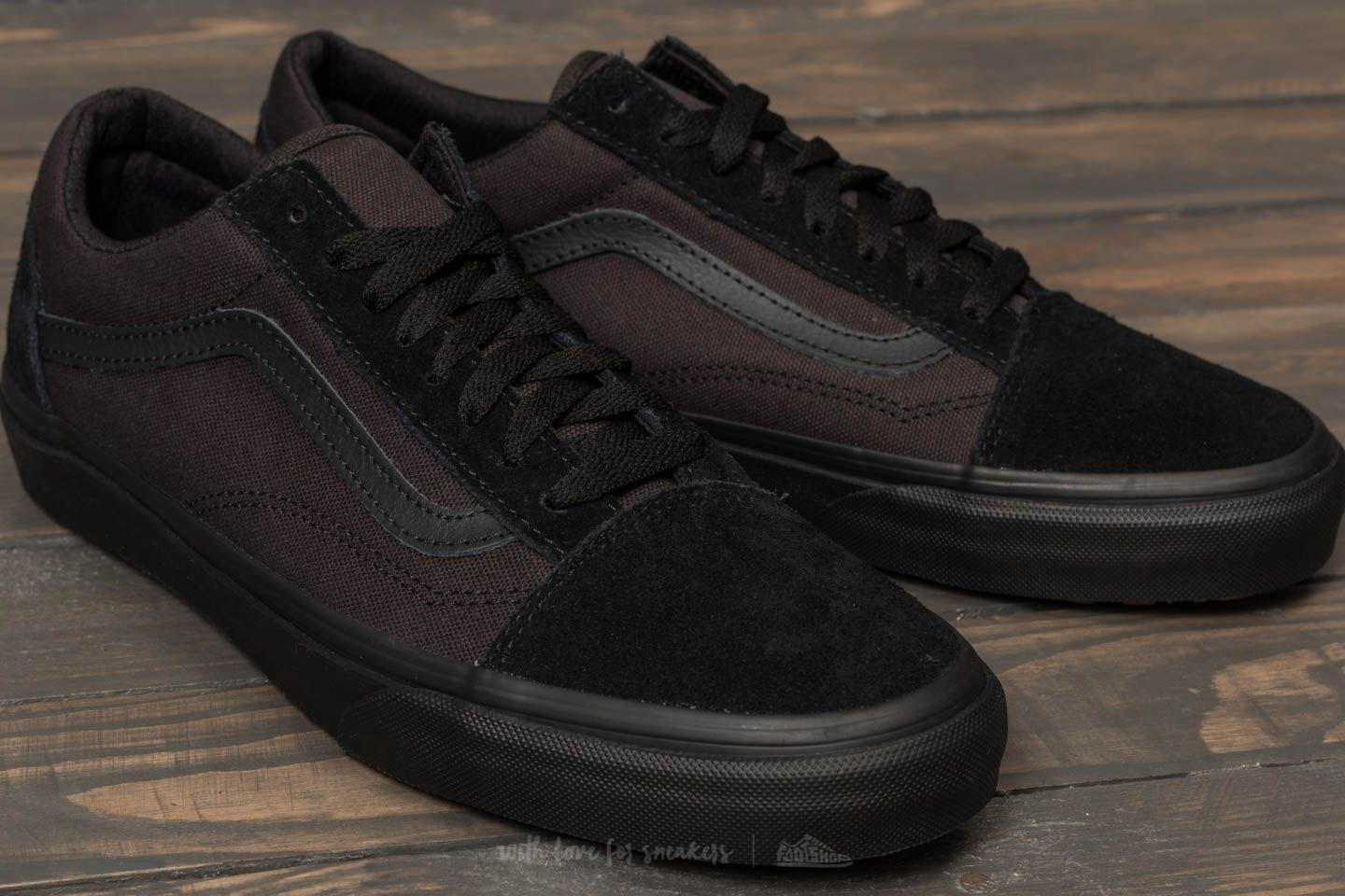 Old Skool Uc (made For The Makers) Black Black
