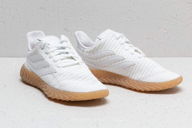 Lyst - adidas Originals Adidas Sobakov Ftw White  Ftw White  Gum 3 ... 3158c3110
