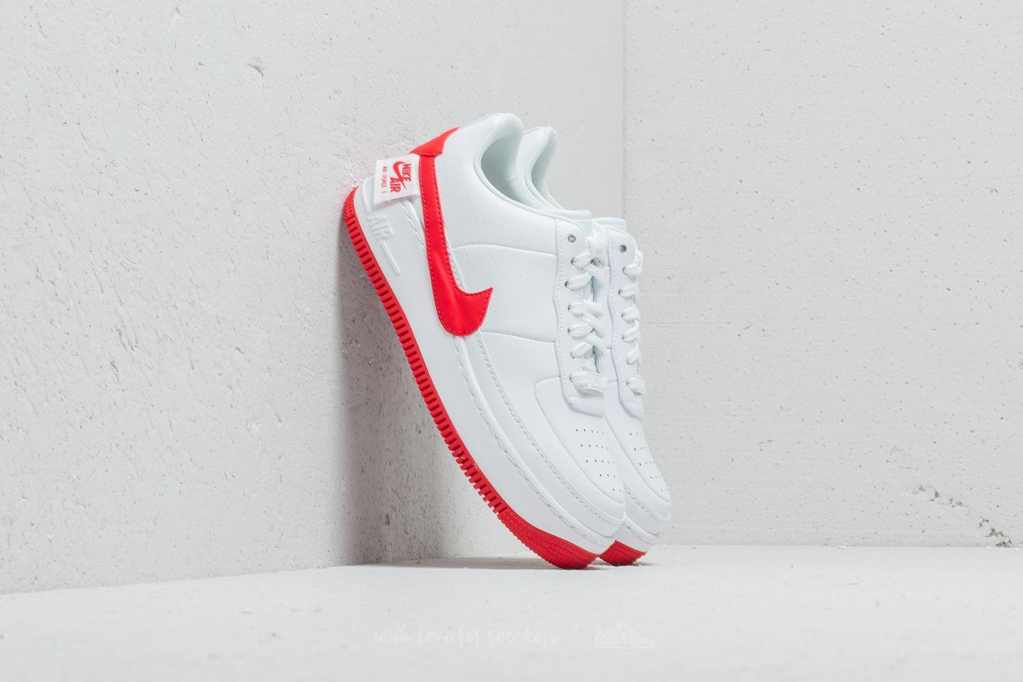 air force 1 jester femme rouge