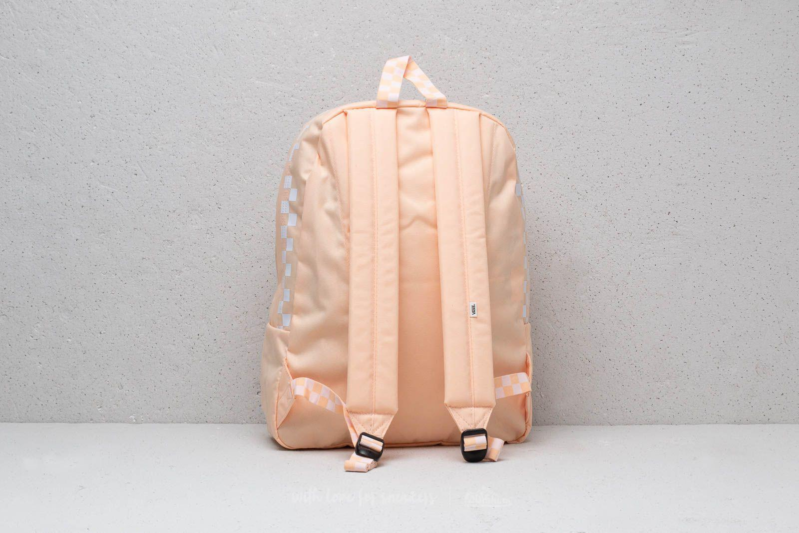 fa931e6a593 Vans Sporty Realm Backpack Bleached Apricot - Lyst