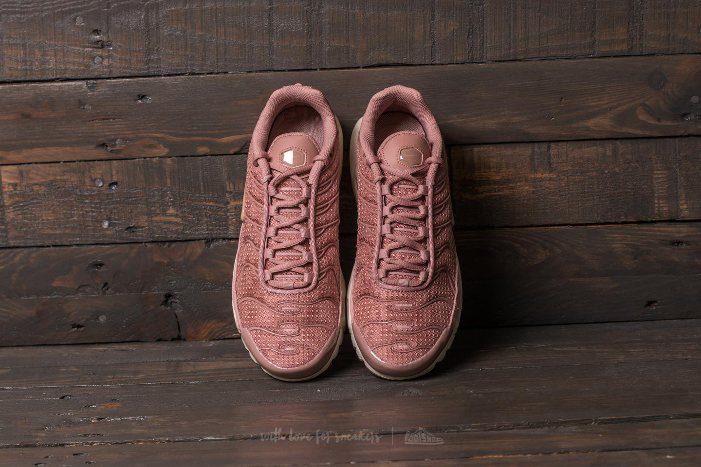 competitive price 5530c 407be Nike Wmns Air Max Plus Particle Pink/ Mushroom-sail