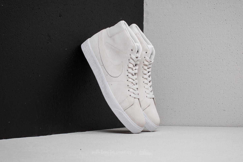 Nike. Women's Sb Zoom Blazer Mid Decon Summit White/ ...