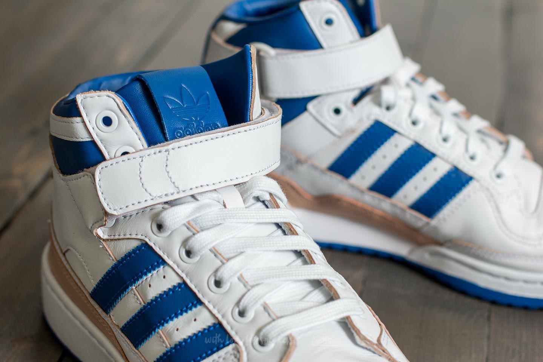 quality design c4332 03f4a Lyst - adidas Originals Adidas Forum Mid (wrap) Ftw White  Core ...