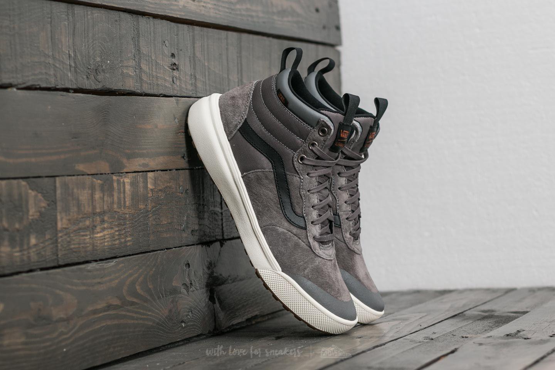 cac7238309 vans ultrarange hi mte black mens shoes nz cheap