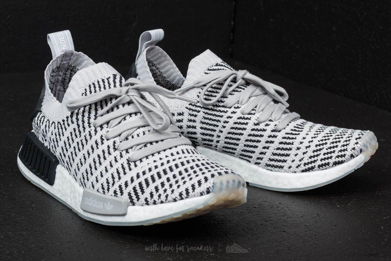 Lyst - adidas Originals Adidas Nmd r1 Stlt Primeknit Grey Two  Grey ... 2ac50234b