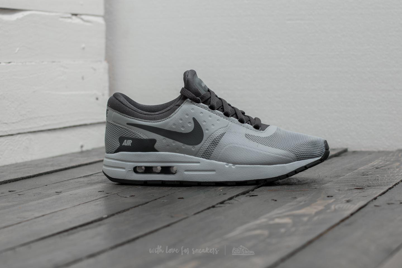 Nike Air Max Zero Essential BlackBlackWolf Grey Solezilla