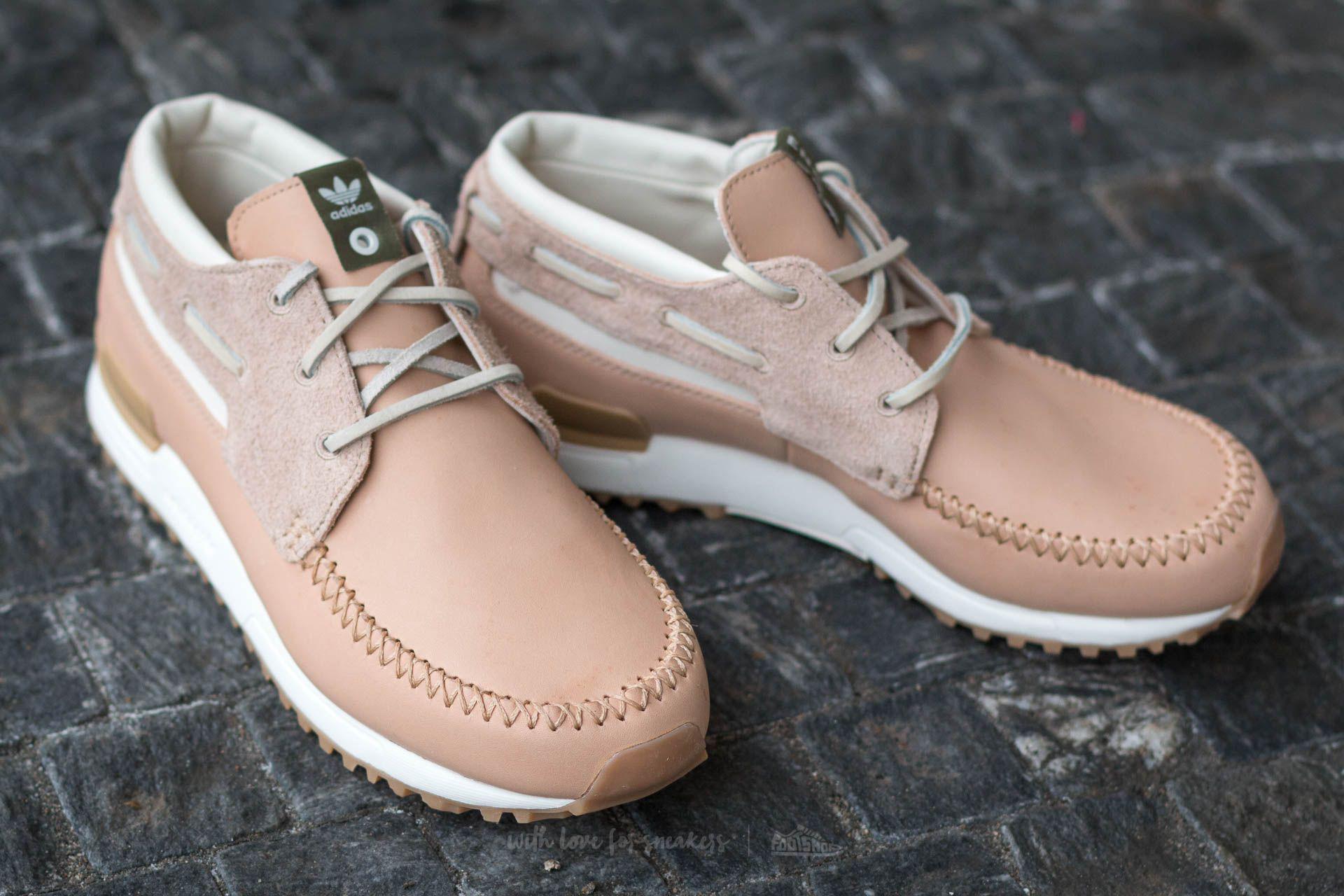 lyst footshop adidas consorzio x zx 700 barca fine marrone / marrone