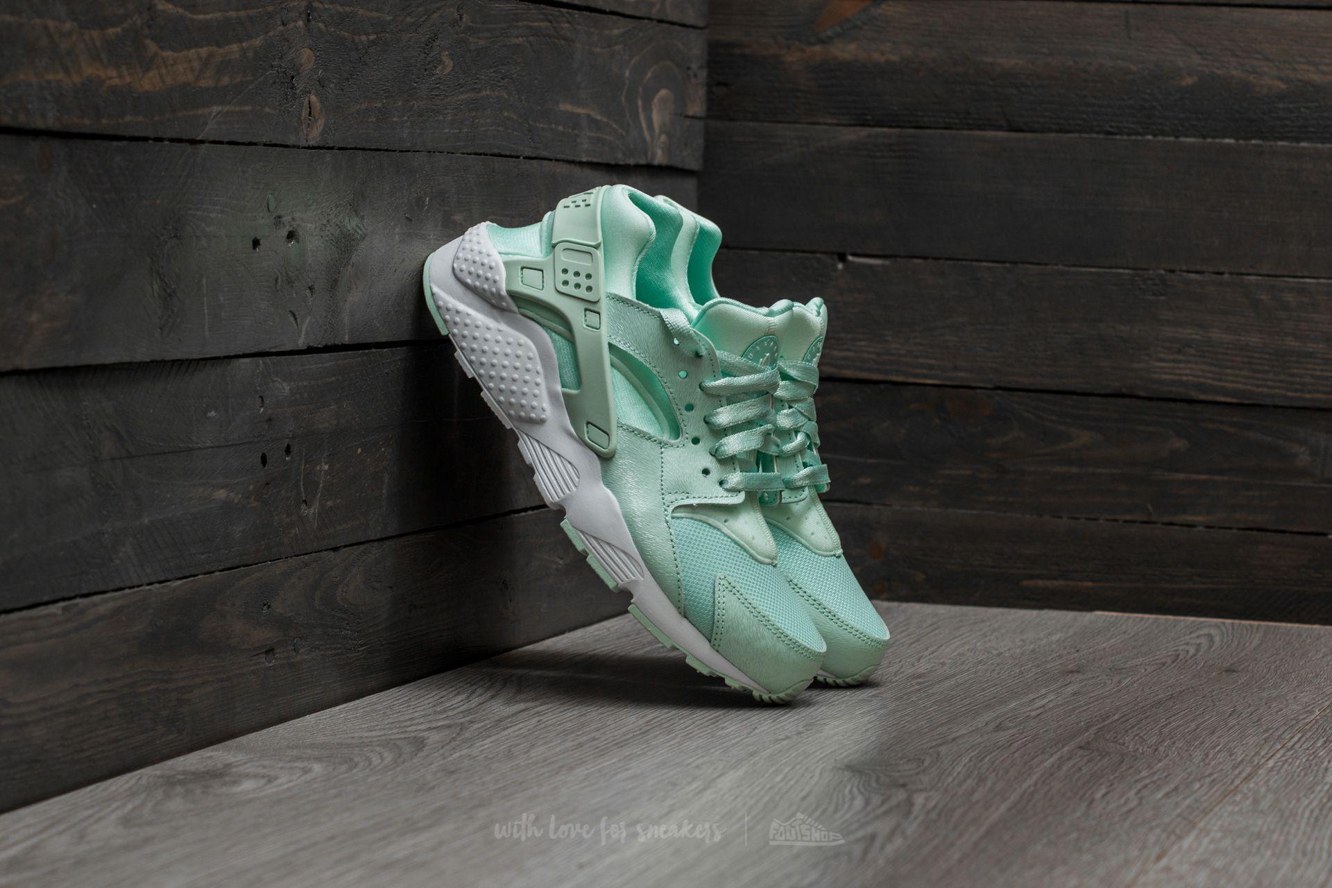 a4060df17151 Lyst - Nike Huarache Run Se (gs) Igloo  Igloo-white in Green