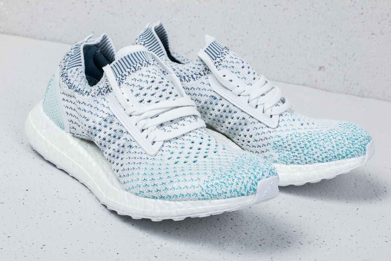 cdb2f2282 Footshop Adidas Ultraboost X Parley Ltd Ftw White/ Ftw White/ Blue ...