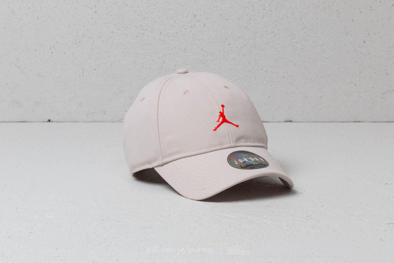 new concept 69783 87879 Nike Floppy Heritage86 Cap Desert Sand  Infrared 23 for Men - Lyst