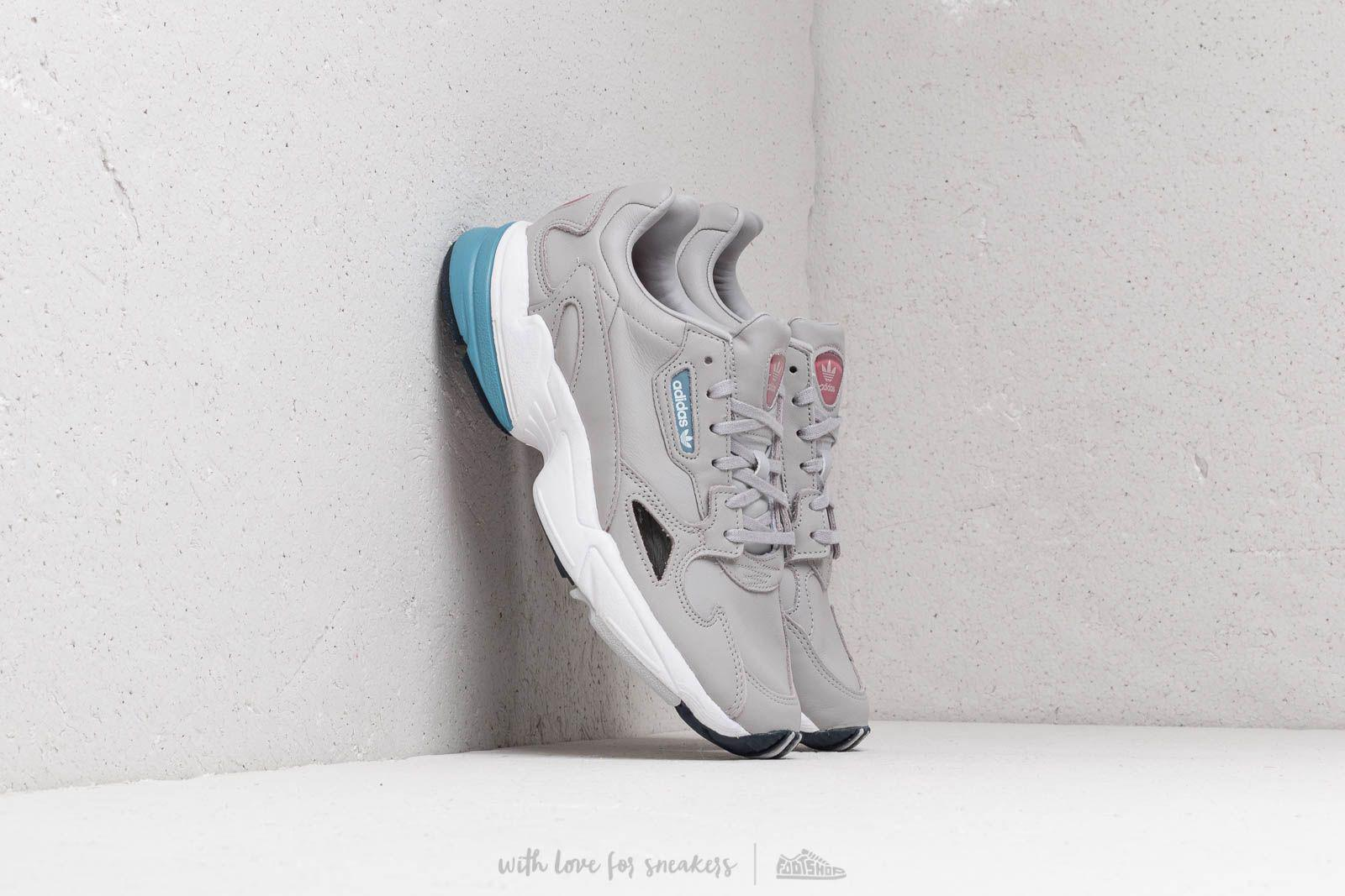 Lyst - adidas Originals Adidas Falcon W Grey Two  Grey Two  Raw Grey ... 33eb23657
