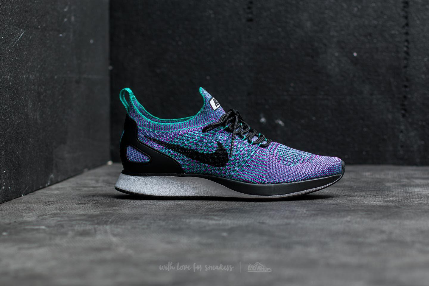 lace up in offer discounts new photos W Air Zoom Mariah Fk Racer Premium Clear Jade/ Black-vivid Purple