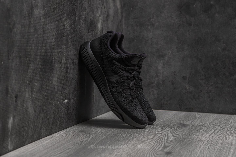 sports shoes 008e1 f7e5a Nike Lunarepic Low Flyknit 2 Black/ Black-racer Blue for men